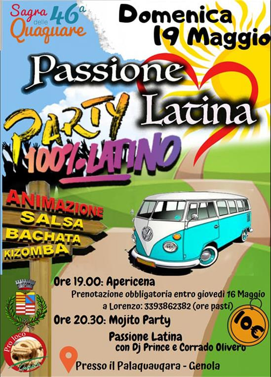 Party Latino