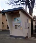 casa dell'acqua in piazza tapparelli